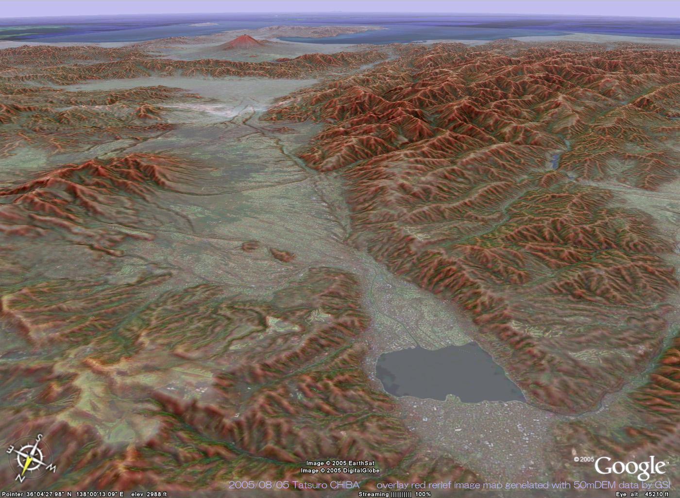 古墳調査や登山用マップに使える「赤色立体地図」の無料ダウンロード開始 - デザインってオモシロイ -MdN ...